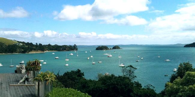 Ile de Waiheke - Auckland - Nouvelle Zélande