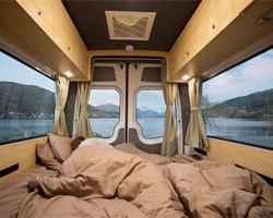 Interieur Camping-car Tourer