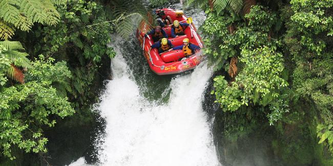 Rafting Rotorua