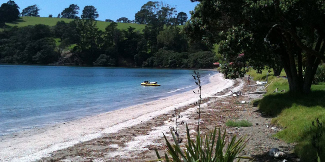 Scandret Bay Auckland Nouvelle Zélande