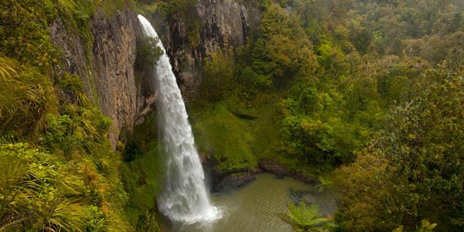 Cascade Raglan Nouvelle Zélande
